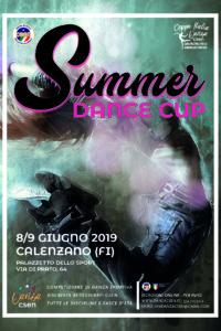 8 Giugno SUMMER DANCE CUP 2019