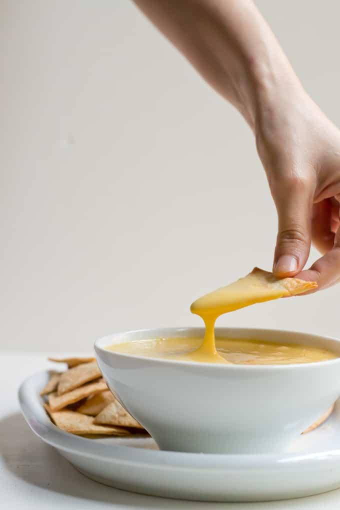 Como hacer queso vegano | danzadefogones.com
