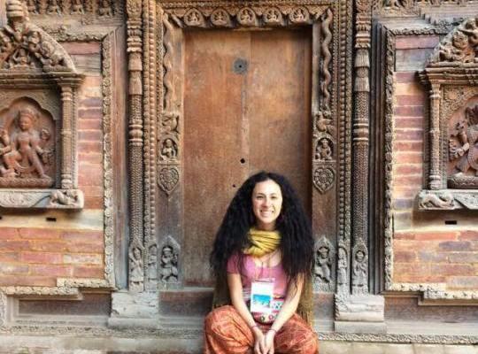 Danza de la Vida llegó a la India