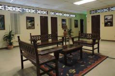 Dorm room lobby