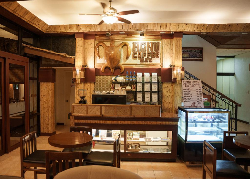 Honu coffee bar