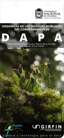 Inventario de orquideas DAPA portada
