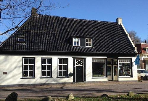 Locatie dierenartsenpraktijk Dwingeloo