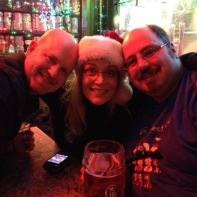 Peculier Pub Event New York 2012 - With Chris & Andre