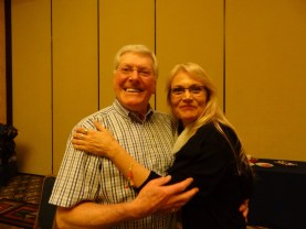 Gallifrey One 2013 - With Peter Purves