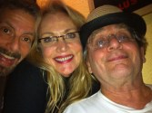 Out to Dinner with Sylv and Vito 2013