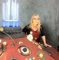 Gallifrey One 2013 - With The Tardis