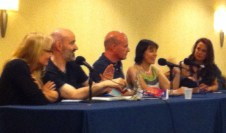 Gallifrey One 2013 - Big Finish Panel - With Nicholas Briggs, Jason Haigh-Ellery, Lisa Bowerman and Chase Masterson