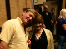 Gallifrey One 2013 - Mark Strickson and Deborah Watling
