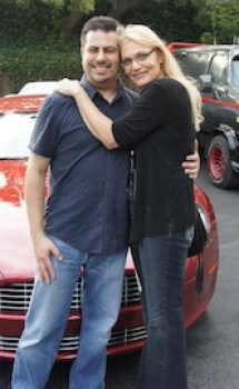 Knight Rider Convention 2012 - With Paul Salamoff