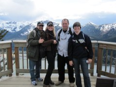 Mt. Roberts Alaska - With Mark Guindon and Jennifer Lowden