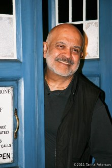 "Waris Hussein - Directed ""Doctor Who"" pilot"