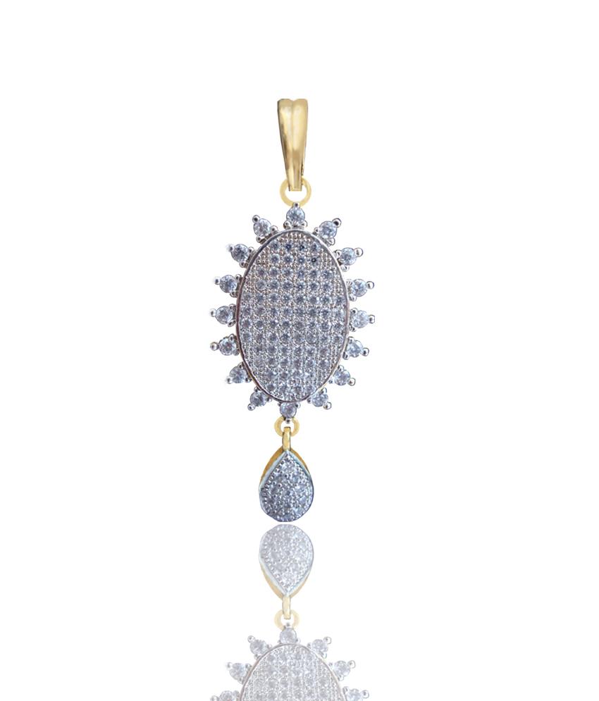American diamond pendant and earrings daphne bazaar ad design pendant audiocablefo