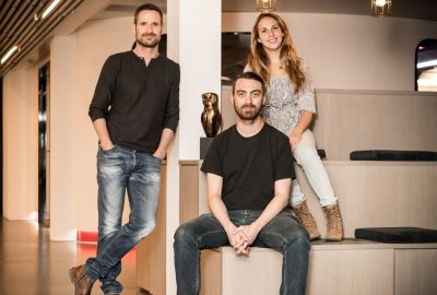 Bild Swiss Nightlife Award OK-Team