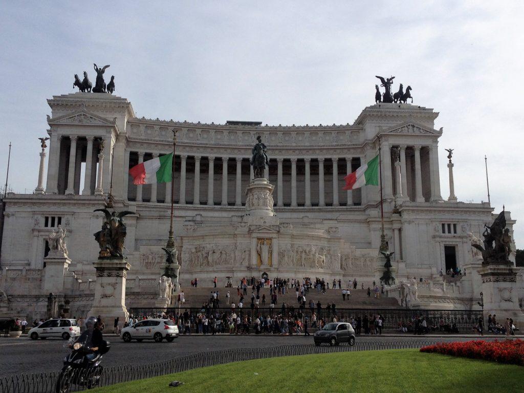 Bild Sehenswürdigkeiten in Rom: Viktor-Emanuelsdenkmal