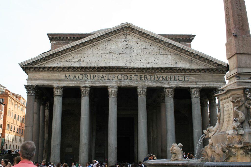 Bild Sehenswürdigkeiten in Rom: Pantheon