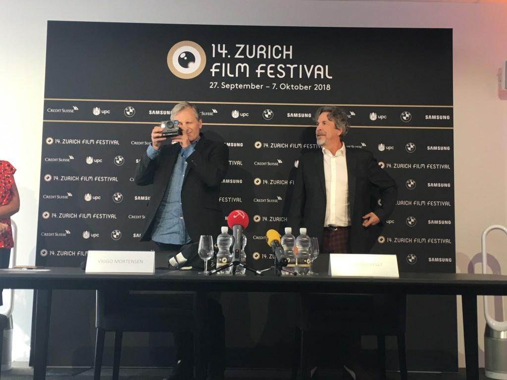Bild vom 14. Zurich Film Festival