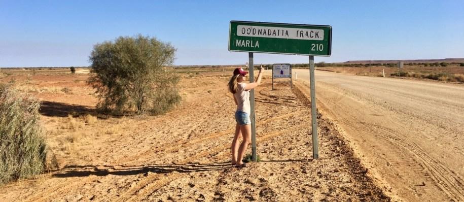Ben je op zoek naar avontuur in de outback van Zuid Australie reis dan zeker de Oodnadatta Track