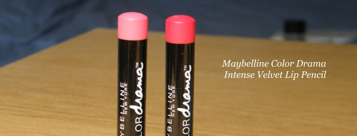 Maybelline || Color Drama Intense Velvet Lip Pencil