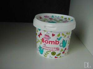 Bomb Cosmetics Body Scrub