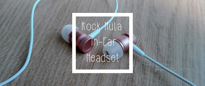 Rock Mula In-Ear Headset