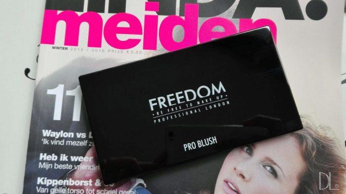freedom blush