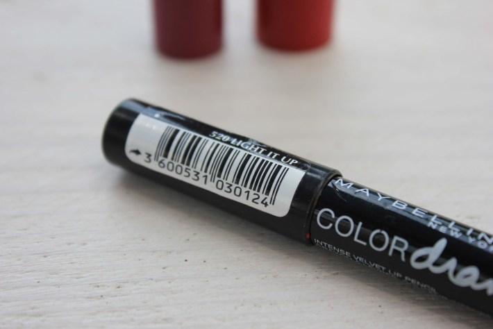 Maybelline Lipstick 520