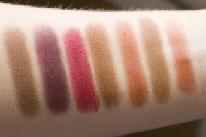beautybay origin palette swatch crease