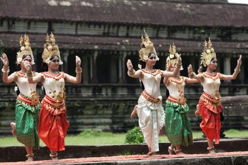 Apsara Dance at Angkor Wat