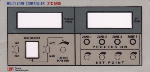Multi Zone Temperature Controller