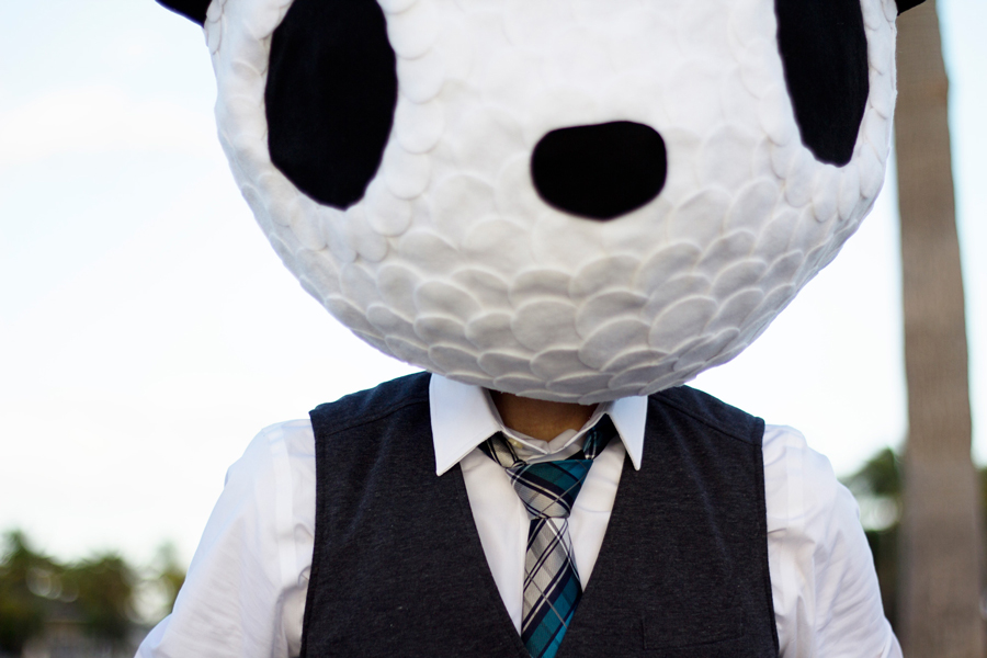 Panda-Tie