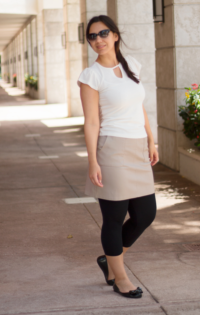 faux-leather-taupe-pencil-skirt-vegan4
