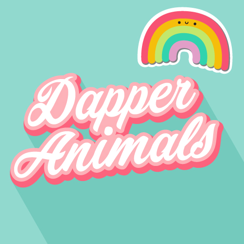 Dapper Animals - Whimsical Accessories for Cute & Colorful Fashionistas