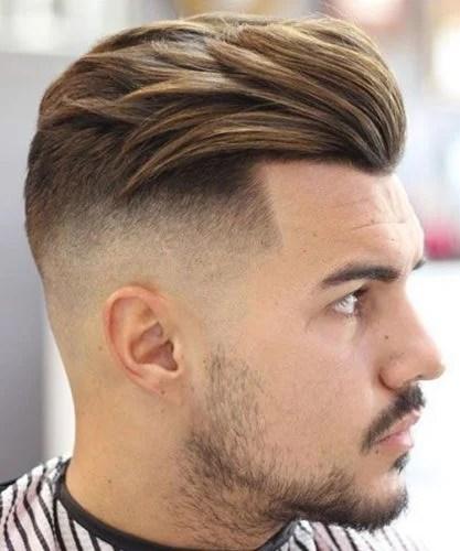Erkek Saç Modelleri solmaya