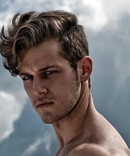 Erkek Saç Modelleri dalgalar