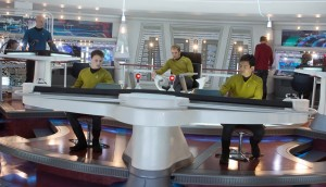 Star Trek Into Darkness - Bridge of the Enterprise