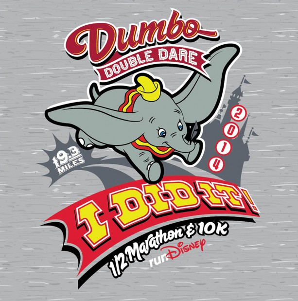 I Did It! - Dumbo Double Dare