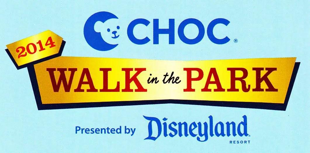 CHOC Walk 2014 Logo Bug