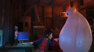 Disney's Big Hero 6 - Hiro & Baymax