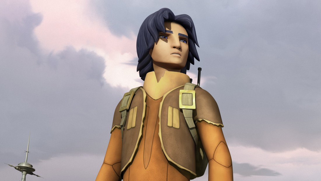 Star Wars Rebels Short - Not What You Think