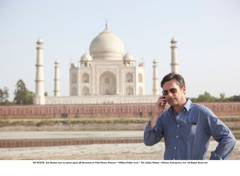 Million Dollar Arm - Taj Mahal