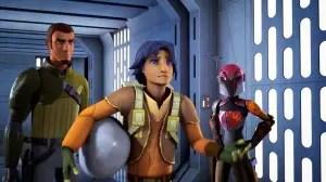 Star Wars Rebels: Spark of RebllionStar Wars Rebels: Spark of Rebllion