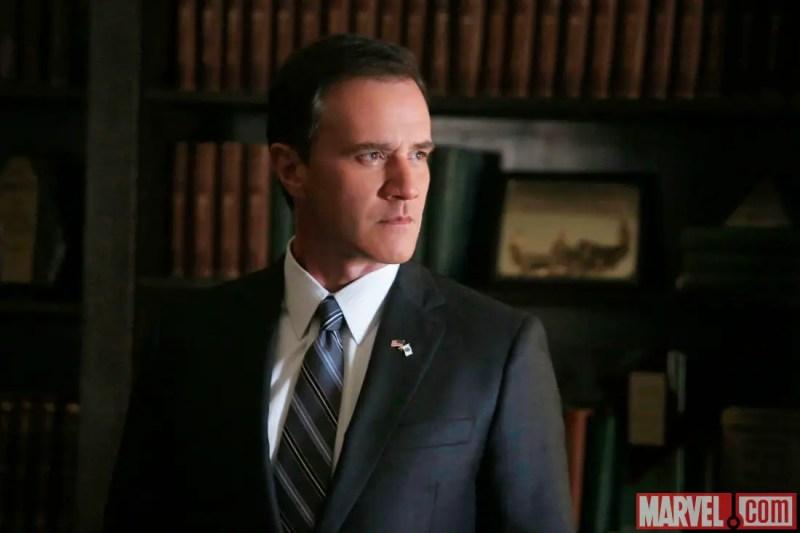 Tim DeKay as Senator Christian Ward - Marvel's Agents of S.H.I.E.L.D.
