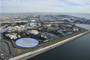 "Tokyo Disney Sea ""development of new theme port"" area"