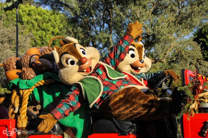 Disneyland A Christmas Fantasy Parade November 22, 2014-86