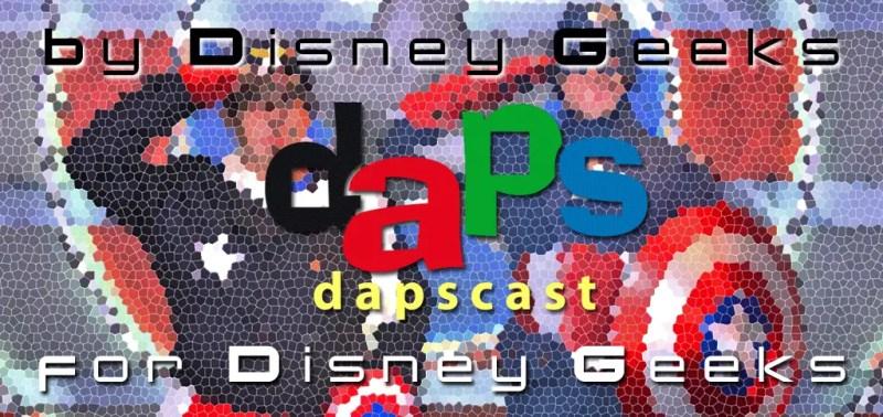 Frozen in Tokyo Disneyland, New Marvel Movies, Halloween Screams and more! - DAPscast - Episode 10