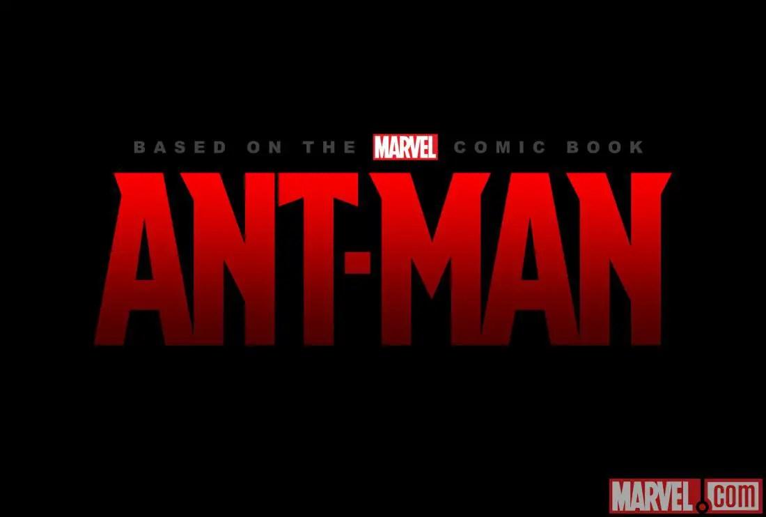 Marvel's Ant-Man Logo