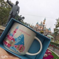 Starbucks Mugs Arrive at Disneyland and Disney California Adventure