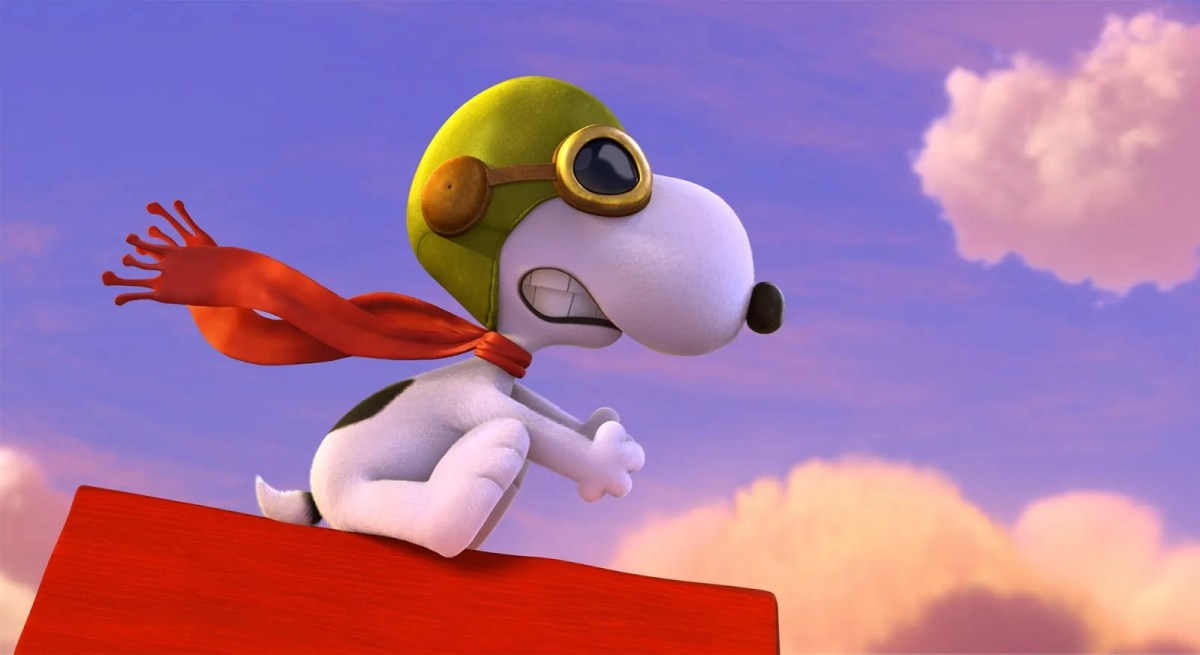 Snoopy - WWI Flying Ace - The Peanuts Movie