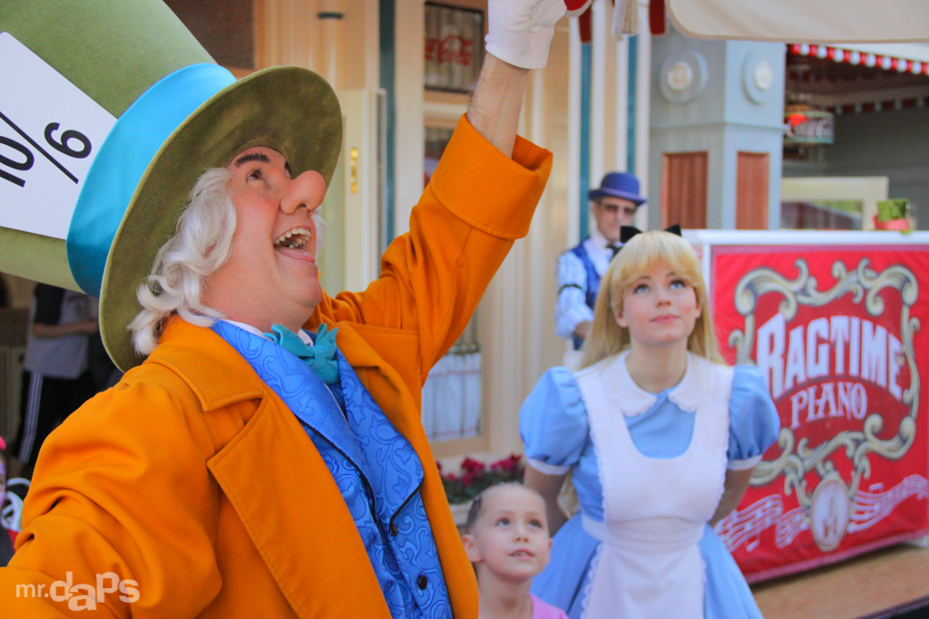A Day with Alice and the Mad Hatter at Disneyland - February 8, 2015-162